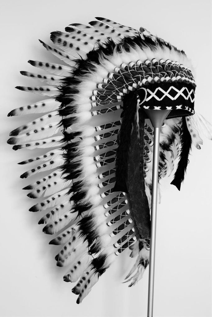Black and white indian pictures