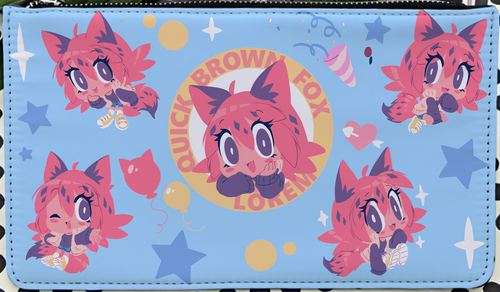 LOREM Pencil Case