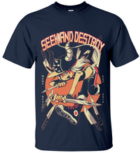 Load image into Gallery viewer, SEARCH AND DESTROY - CREME Shirt