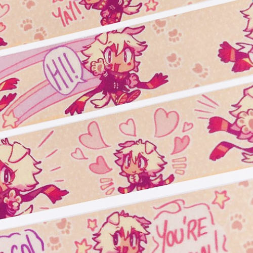CREAMCHEESE Washi Tape