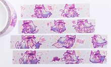 Load image into Gallery viewer, MEOWMETCHI Washi Tape