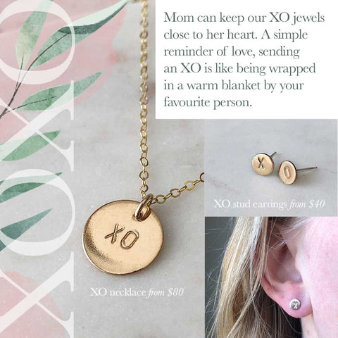 strut jewelry mothers day gift guide xo jewelry