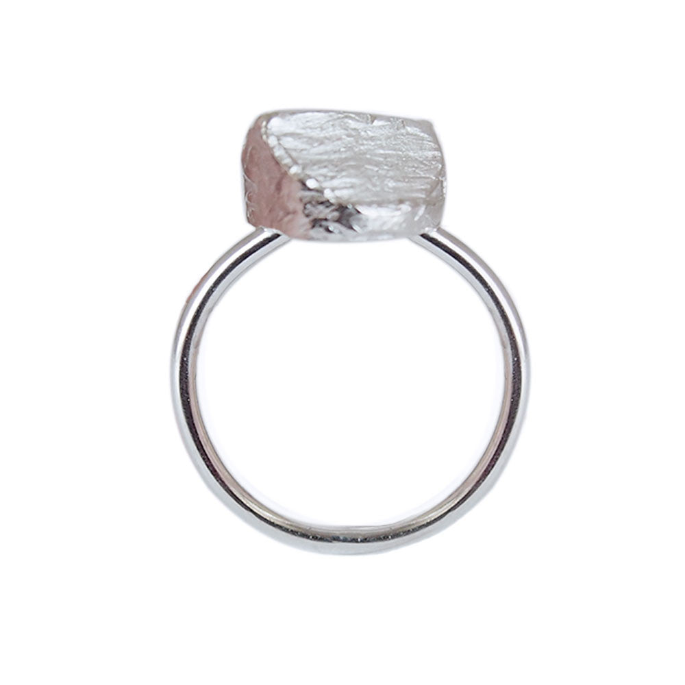 strut jewelry Chisel Ring