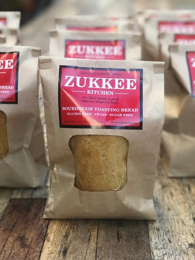 Zukkee Sourdough (Multiple Sized Packs)
