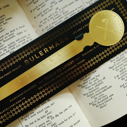 Tools to Liveby Rulermark - Ruler + Bookmark