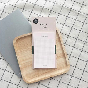 Suatelier Sticky Notes - 1903 Daily Plan 03