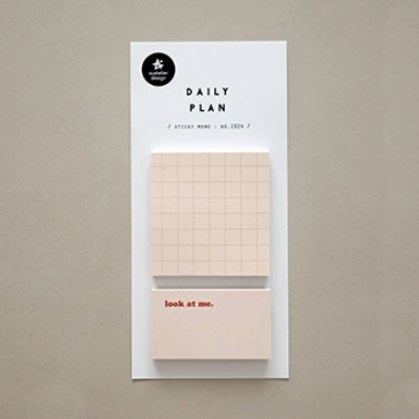 Suatelier Sticky Notes - 1924 Daily Plan 18