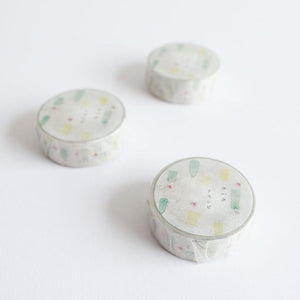 Yohaku Washi Tape - Y-074 Tomoshibi