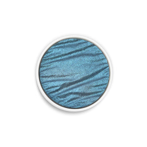 Coliro Finetec Watercolor - Single 30mm Pan - Peacock Blue