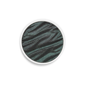 Coliro Finetec Watercolor - Single 30mm Pan - Black Forest