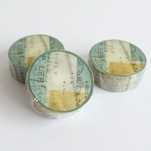 Yohaku Washi Tape - Y-067 Select
