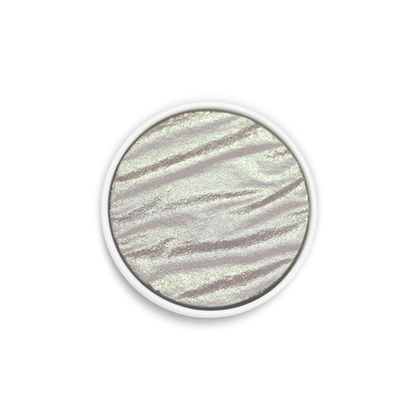Coliro Finetec Watercolor - Single 30mm Pan - Green Pearl