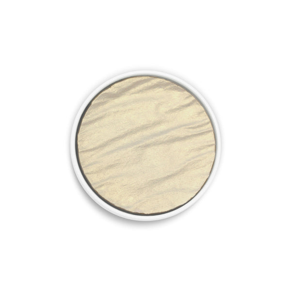 Coliro Finetec Watercolor - Single 30mm Pan - Fine Gold