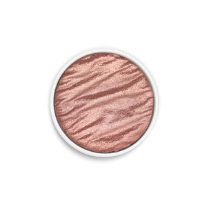 Coliro Finetec Watercolor - Single 30mm Pan - Rose Gold
