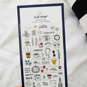 Suatelier Stickers - 1046 A Daily Something