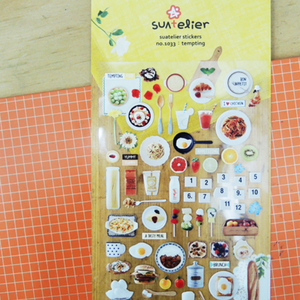 Suatelier Stickers - 1033 Tempting