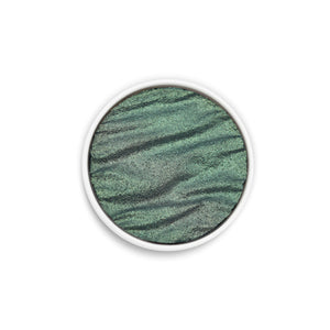 Coliro Finetec Watercolor - Single 30mm Pan - Moss Green