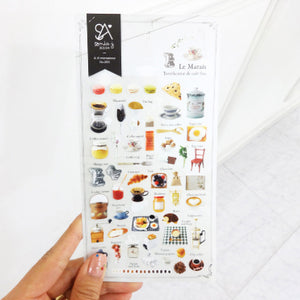 Suatelier Sonia Project Stickers - 2032 Le Marais
