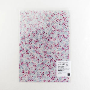 Chamil Garden Masking Sheets - Japanese Paper - Sorbus MTK-CH319