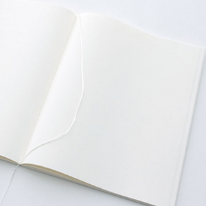 Midori MD Notebook - A4 Cotton Blend Blank