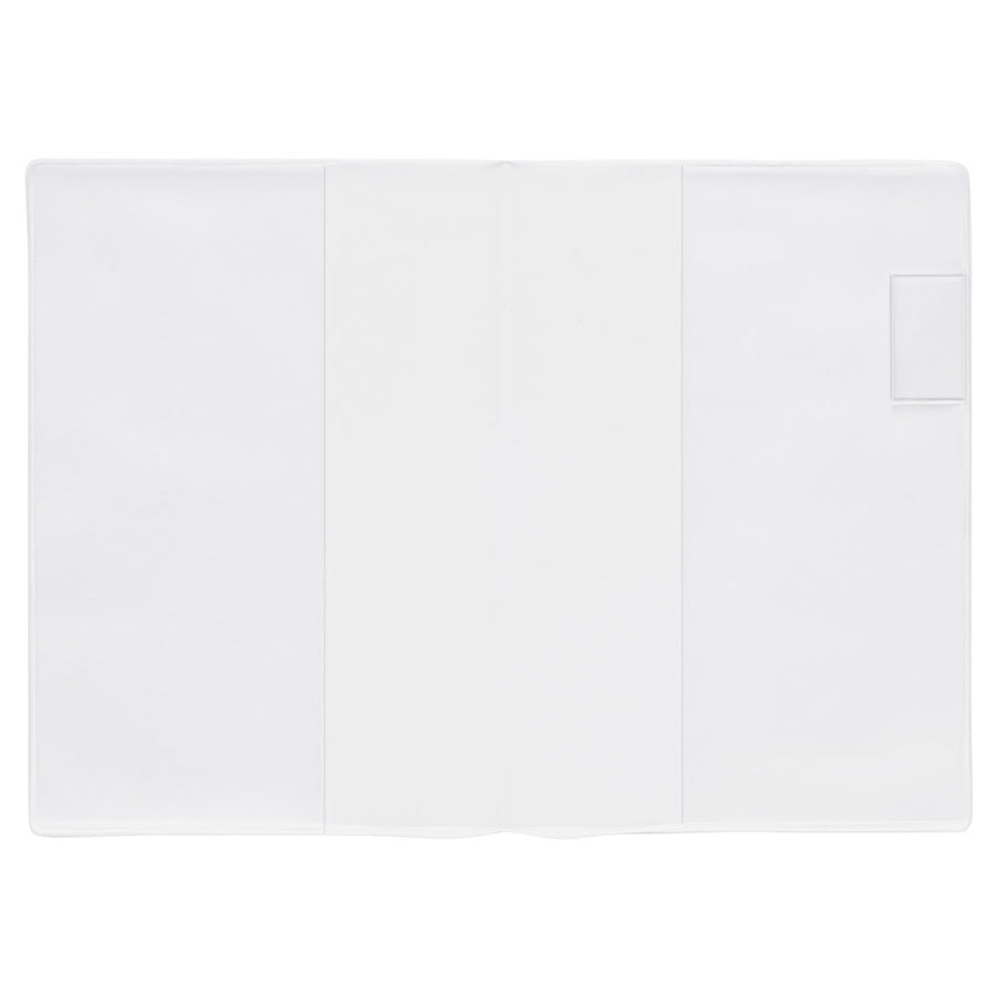 Midori MD Notebook - A6 Clear Cover