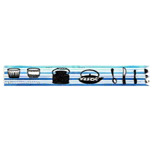 Hoppy Life Series Washi Tape - 4713077970539 Cuisine 1