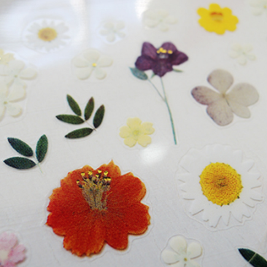 Suatelier Stickers - 1050 Deco Flower