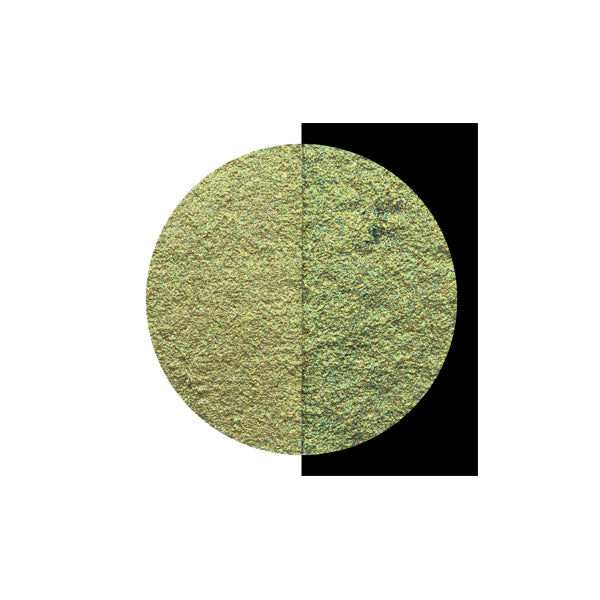 Coliro Finetec Watercolor - Single 30mm Pan - Apple Green