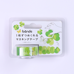 BANDE Clover BDA 253 Washi Paper Sticker Roll