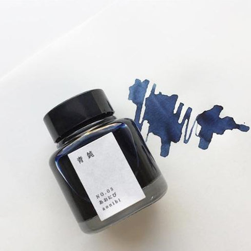 Kyo No Oto Ink - Aonibi 40 ml