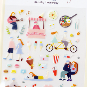 Suatelier Stickers - 1064 Lovely Day