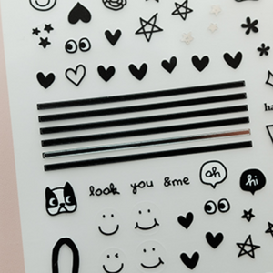 Suatelier Stickers - 1060 Deco Love