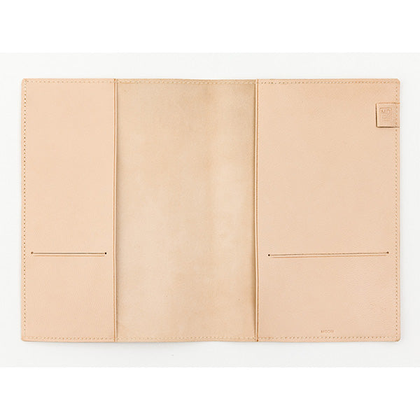 Midori MD Notebook Goat Leather Cover - A5