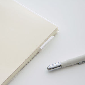 Midori MD Notebook - B6 Slim Clear Cover