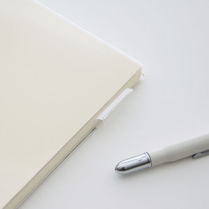 Midori MD Notebook - A4 Clear Cover