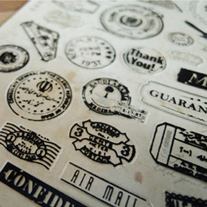 Suatelier Stickers - 1013 Stamp