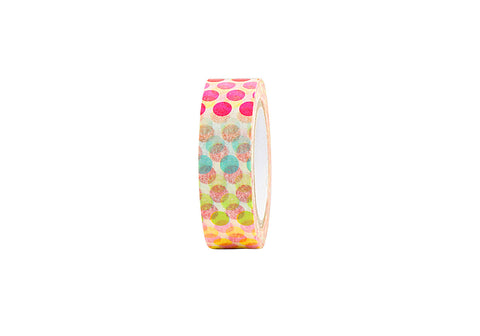 Ombre Dots Washi Tape