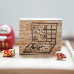Black Milk Project Rubber Stamp - Afternoon Nap