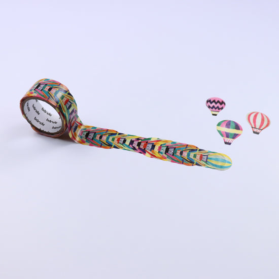 BANDE Balloons BDA 307 Washi Paper Sticker Roll