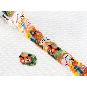 BANDE Japanese Symbols BDA 331 Washi Paper Sticker Roll