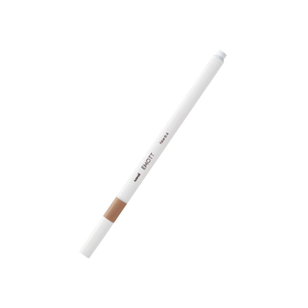 Uni EMOTT Sign Pen - 0.4 mm - Beige (45)