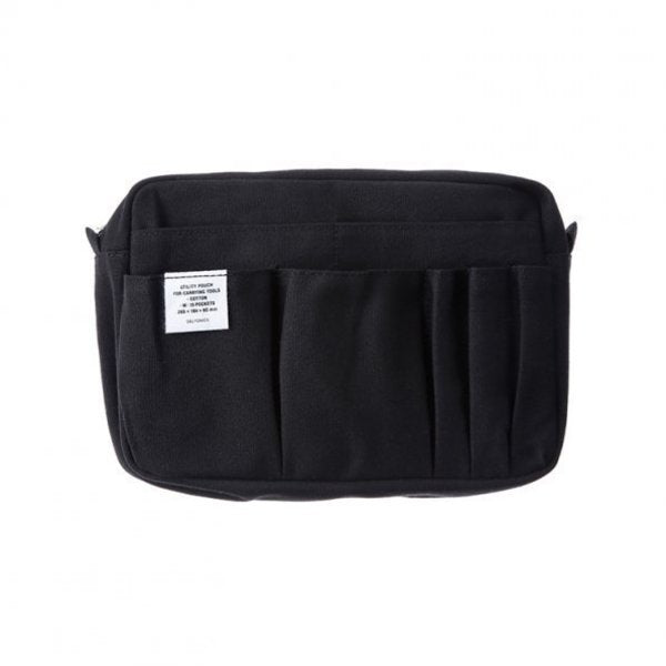 Pre Order Delfonics Medium Carrying Pouch - Black