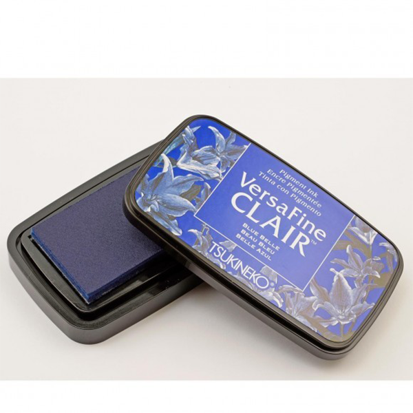 TSUKINEKO - Blue Bell (601) Quick-drying Oil-based Pigment Stamp Pad