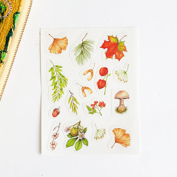 On The Bright Side - Stickers - Foliage