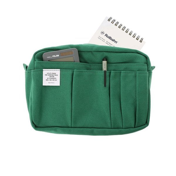 Pre Order Delfonics Medium Carrying Pouch - Green