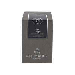 J. Herbin Fountain Pen Ink - 1670 Anniversary 50 ml Bottle - Stormy Grey