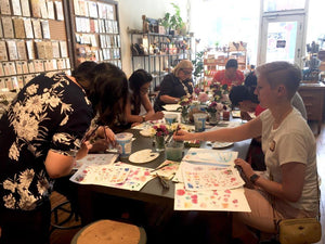 Beginner Watercolour Landscape Workshop with Coco Bee Art