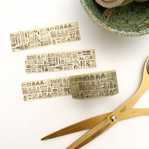 Washi Tape - Eric Small Things - Stationery Rough