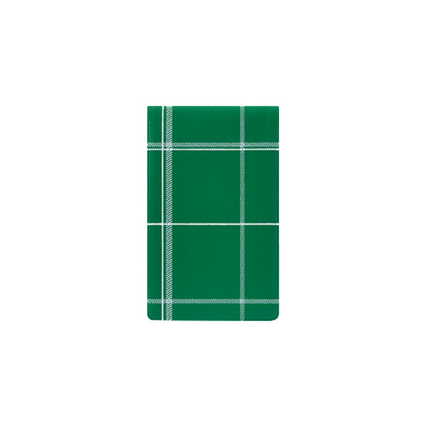 King Jim Kitta Storage Folder - KIT-F06 Midori Check