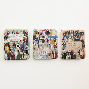 La Dolce Vita Sticker Tin of Stickers - You & Me Collection